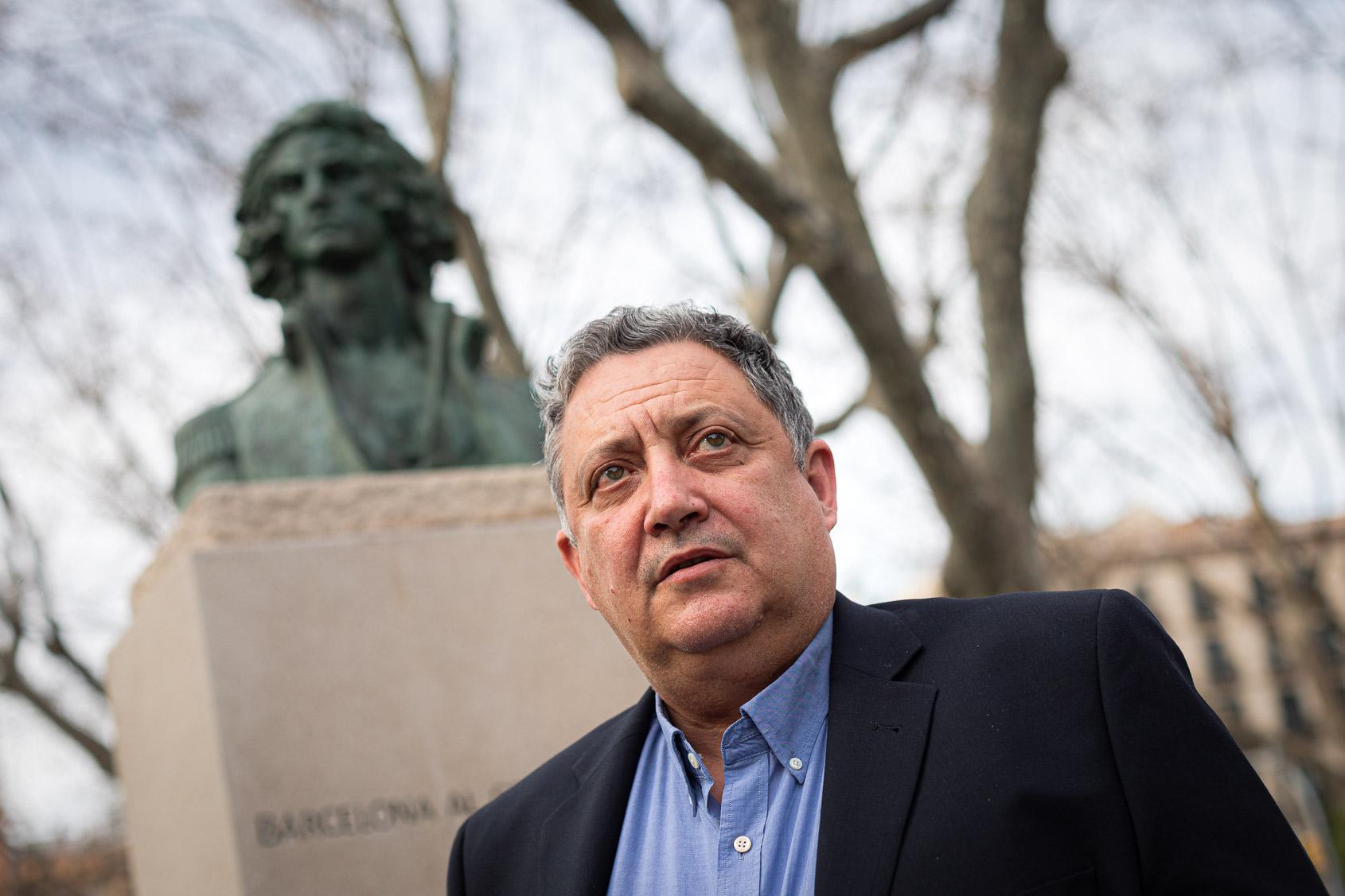 Jordi Roset, un dels fundadors d'11Onze JORDI BORRÀS