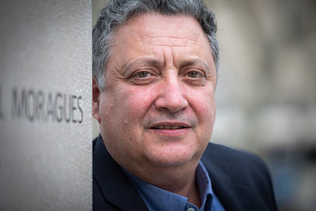 Jordi Roset, copropietari de Petrolis Independents JORDI BORRÀS