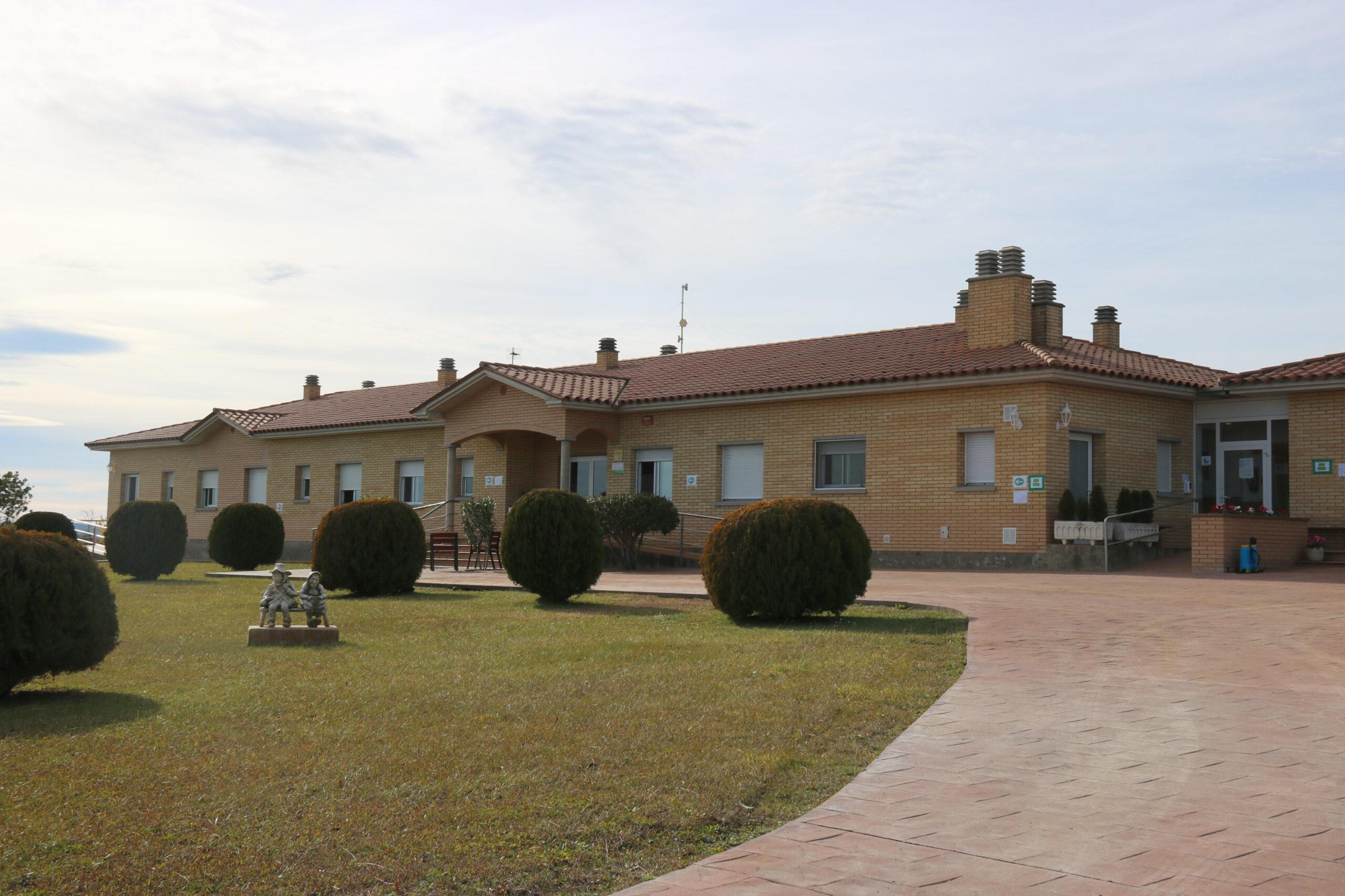 Façana de la residència Bona Vista de Lladó | ACN