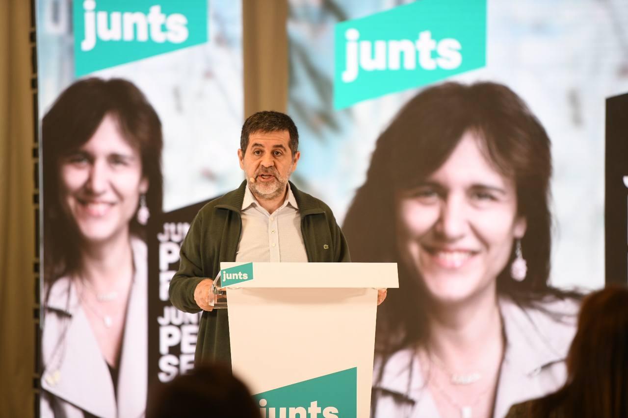 Jordi Sánchez a Vic / JxCAT