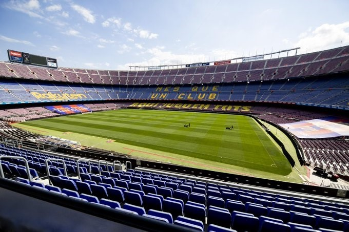 El Camp Nou | Europa Press