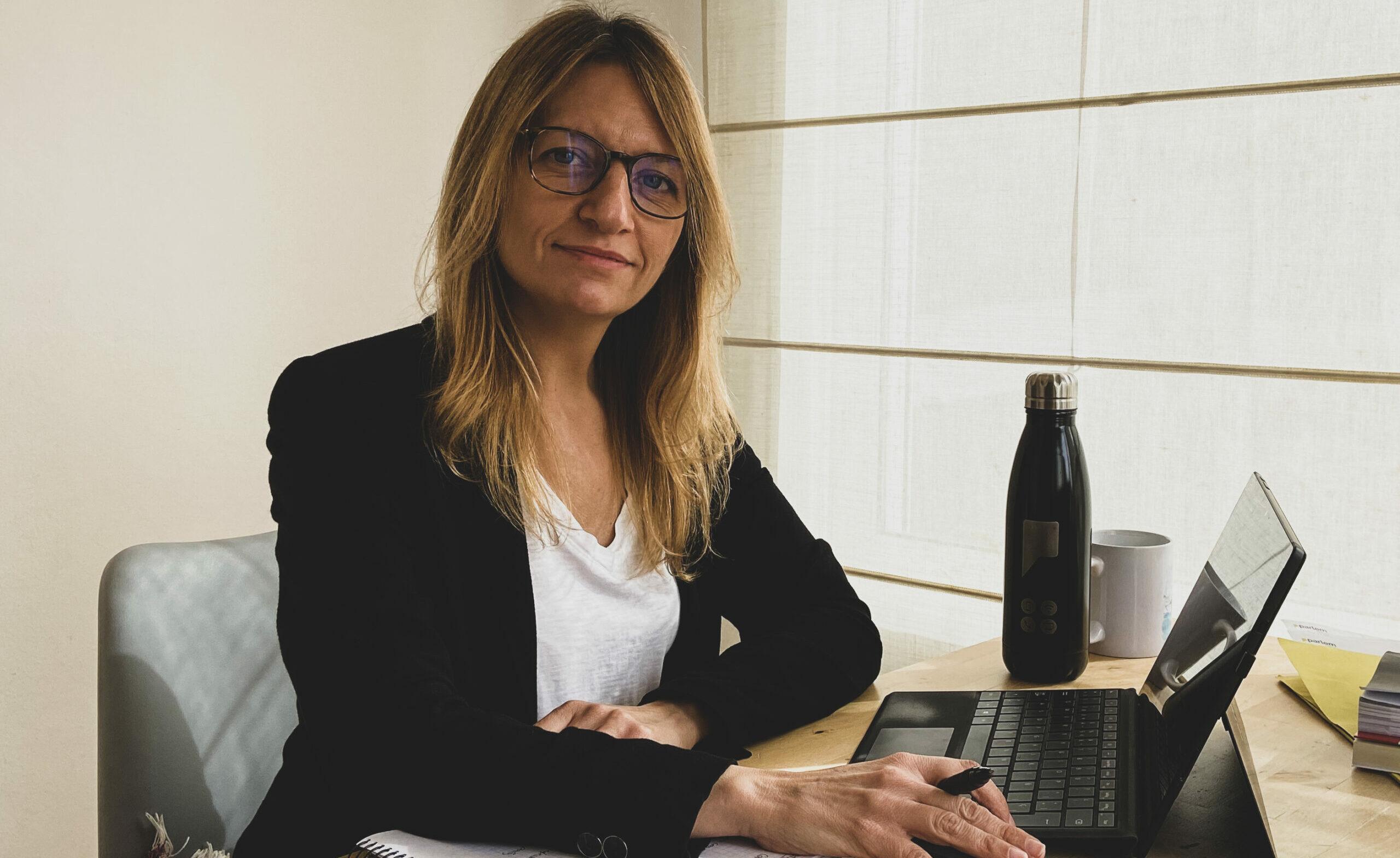 Alícia Ollé, enginyera de telecomunicacions i directora d'operacions de Parlem Telecom /Parlem