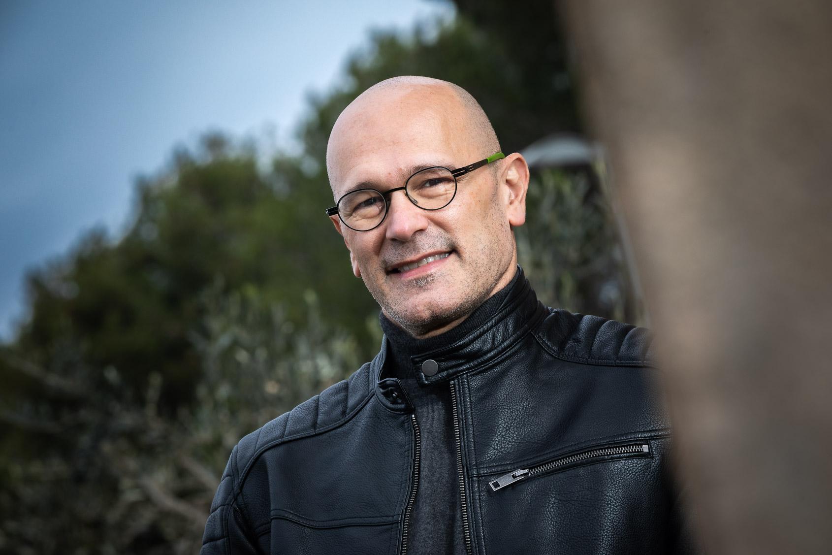 El conseller Raül Romeva, un dels nou presos polítics catalans JORDI BORRÀS
