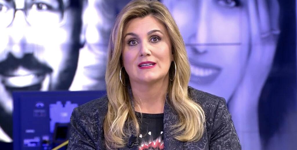 Carlota Corredera, preocupada per la família / Telecinco