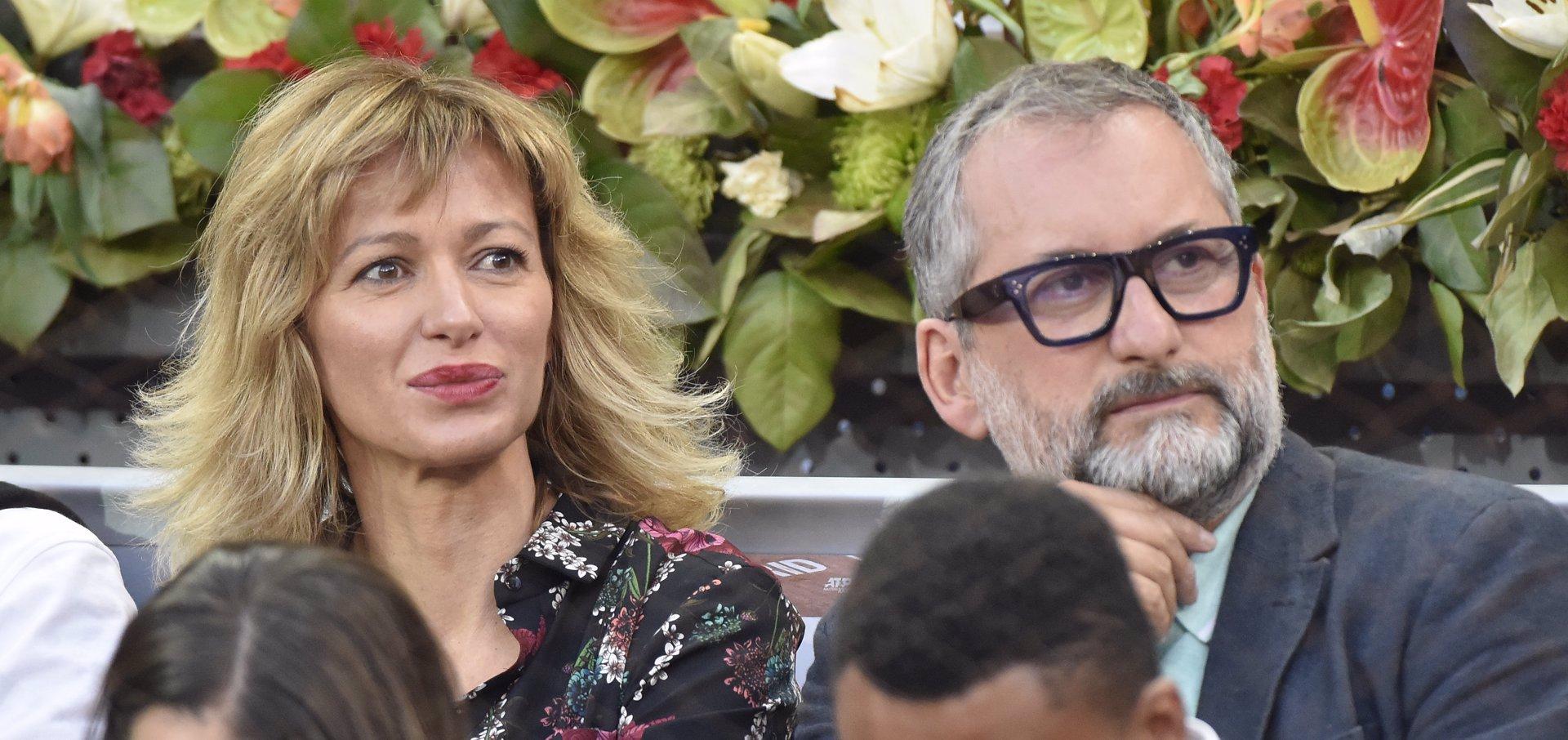 Susanna Griso i Carles Torras   Europa Press