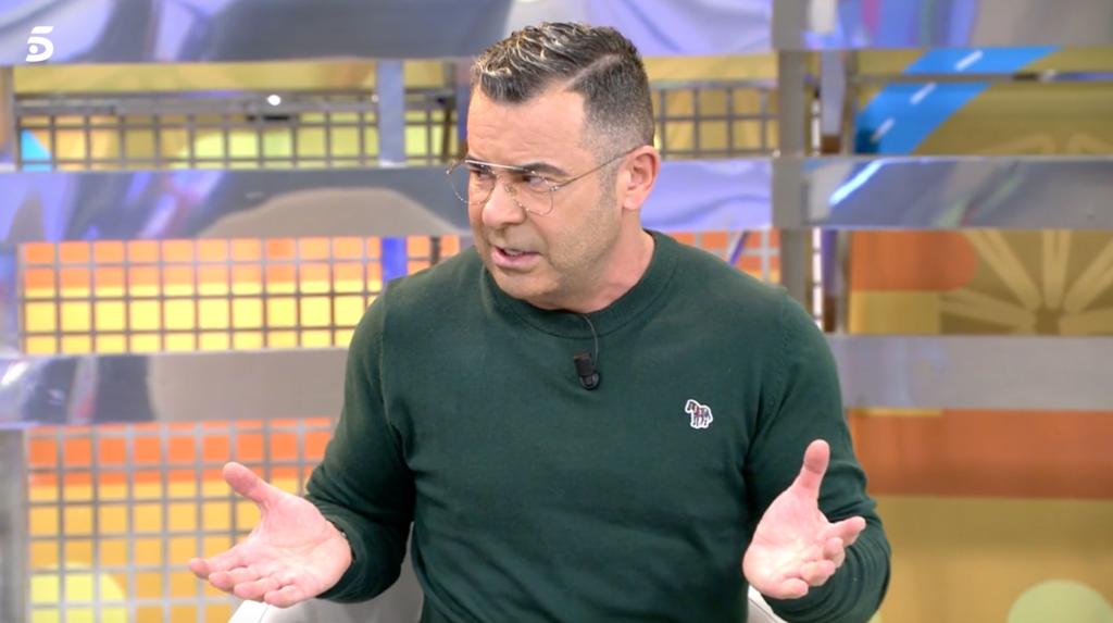 El presentador Jorge Javier Vázquez | Telecinco