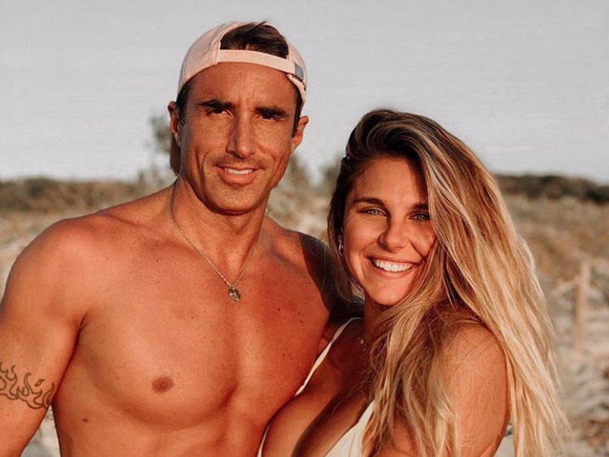 Hugo Sierra i Ivana Icardi   Instagram Ivana Icardi