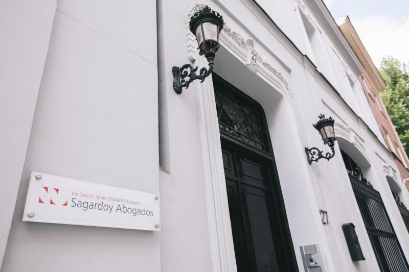 El despatx Sagardoy / Servimedia