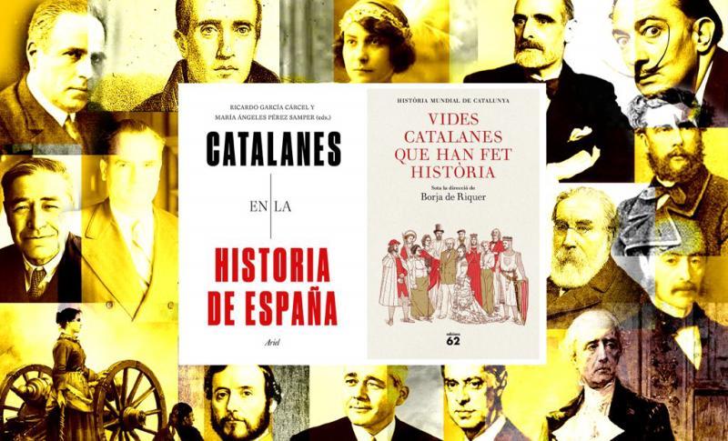 Dos llibres sobre catalans il·lustres que van ser èxits de vendes el 2020 / Servimedia
