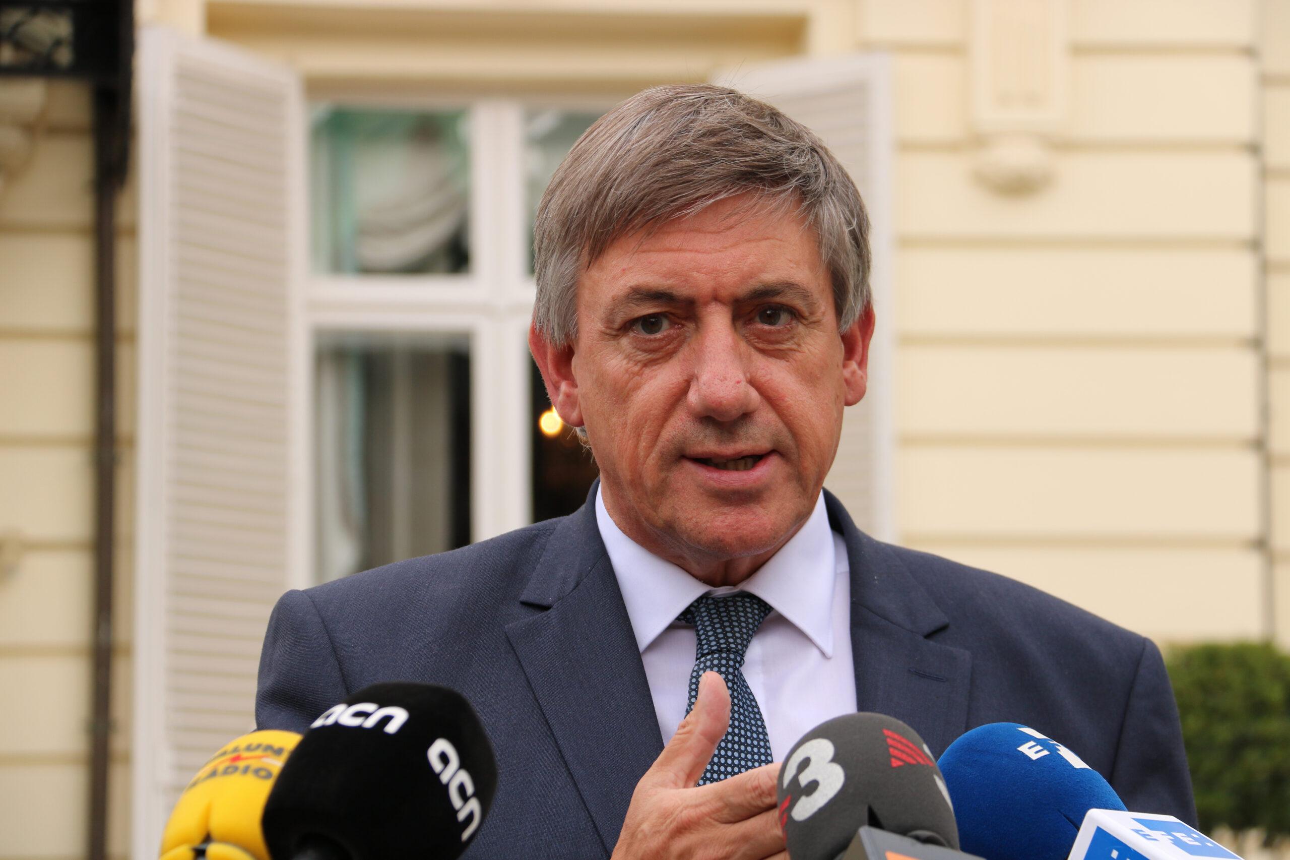El ministre-president de Flandes Jan Jambon /ACN