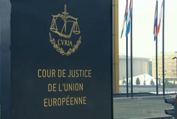 Seu del Tribunal de Justícia de la UE / Servimedia
