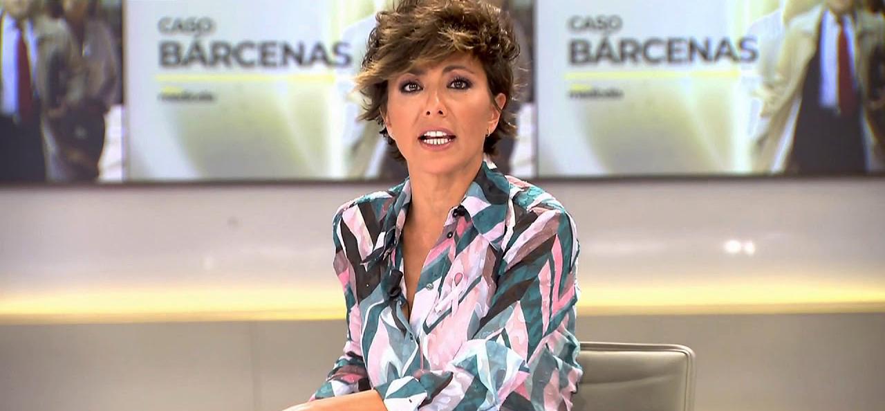Sonsoles Ónega, al capdavant de 'Ya es mediodía' - Telecinco
