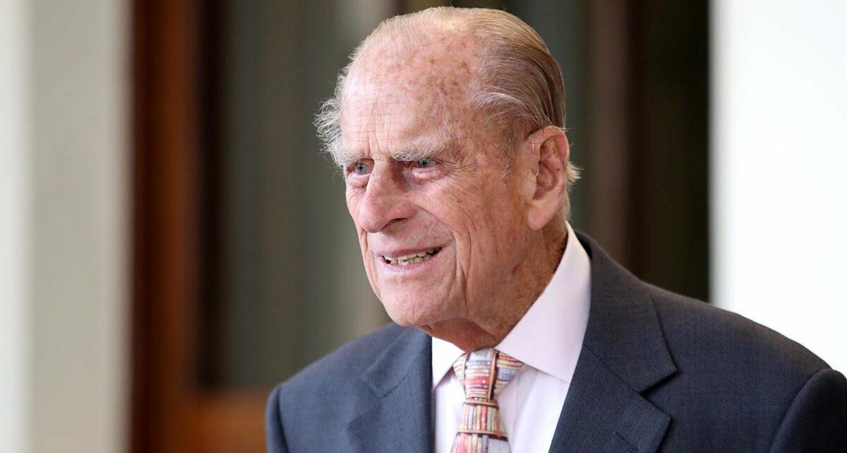 El duc d'Edimburg, en una foto d'arxiu / Europa Press