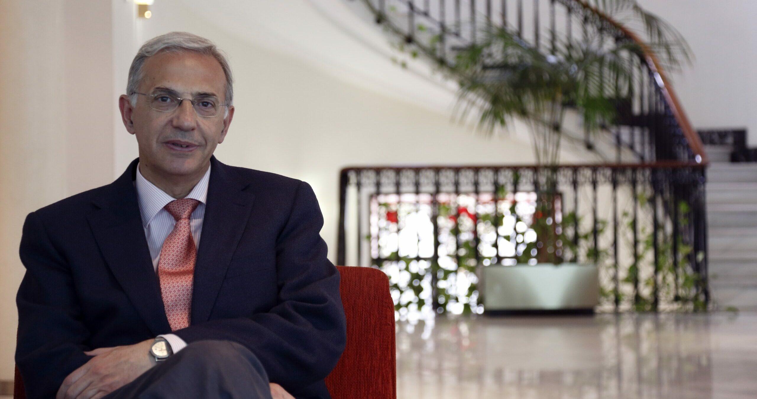 Antonio Narváez teniente fiscal Tribunal Supremo FUENTE: FISCALÍA GENERAL DEL EST