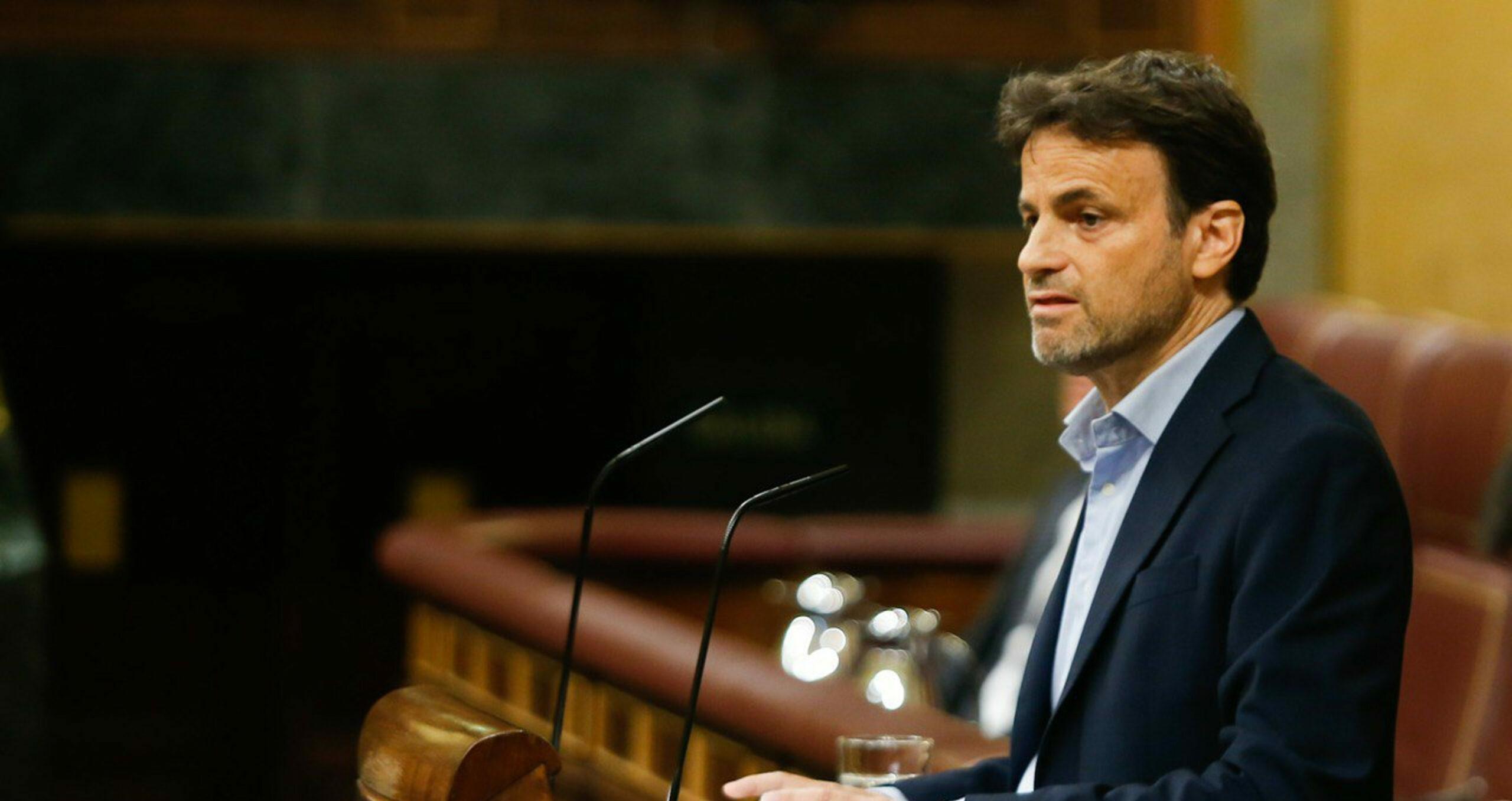 El portaveu d'En Comú Podem al Congrés, Jaume Asens | ACN