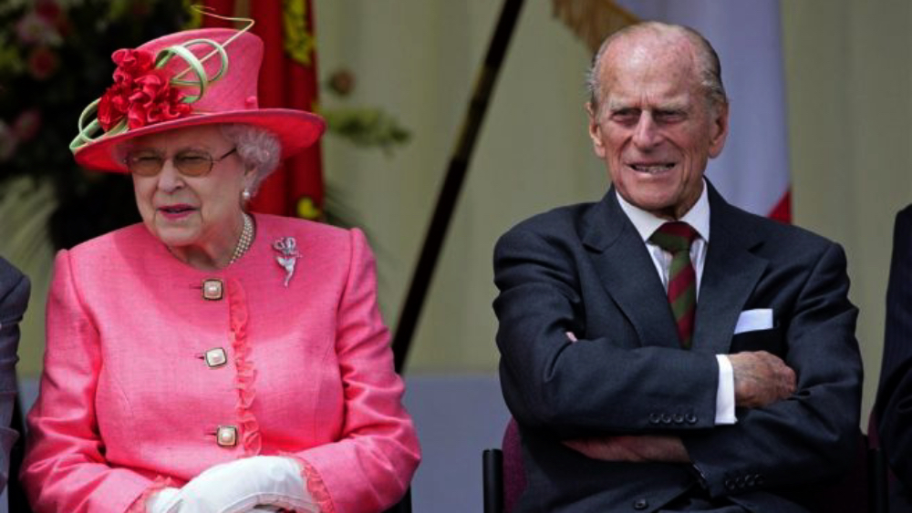 La reina Elisabet i el seu marit, el duc d'Edimburg - Europa Press