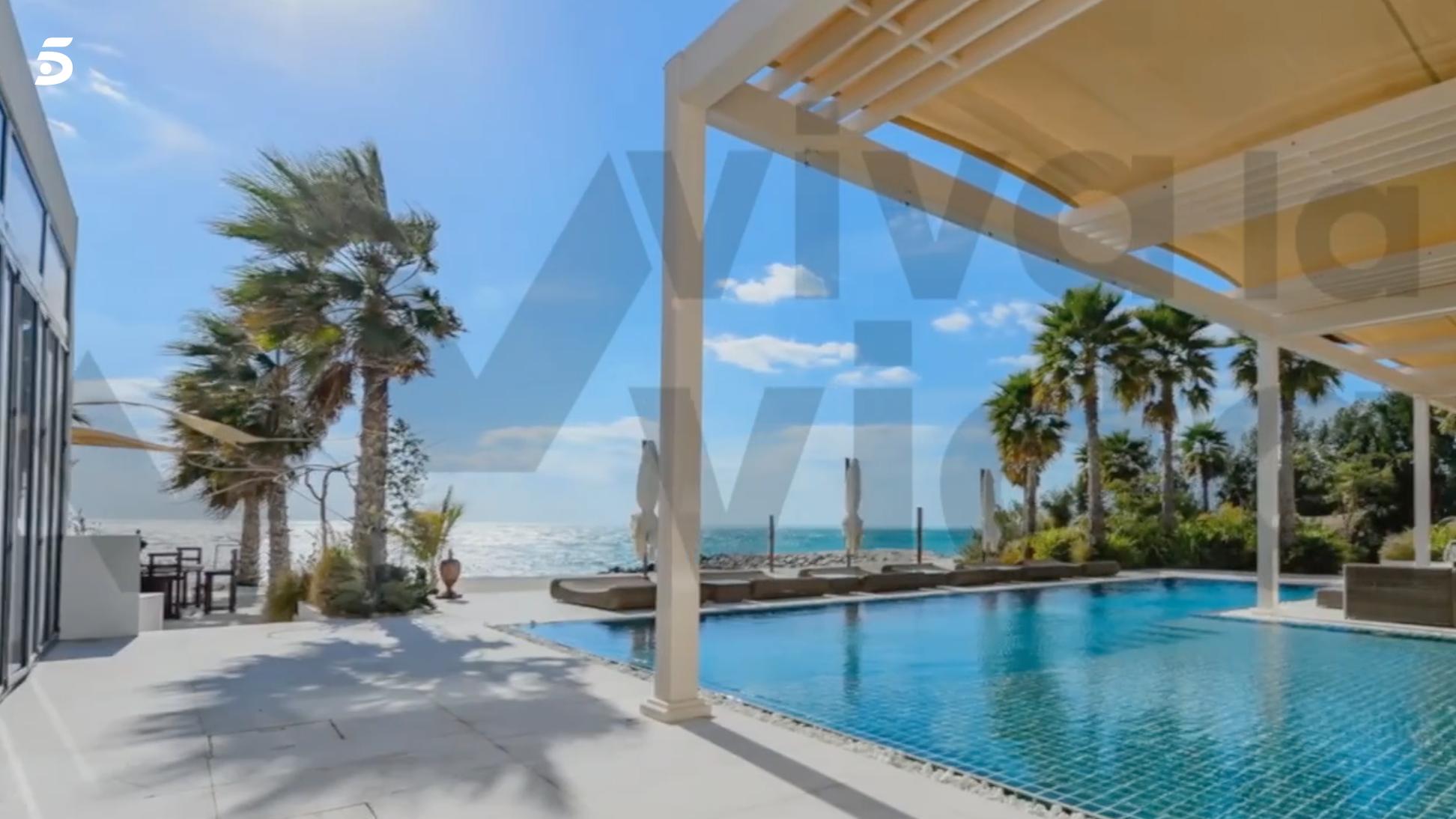 La piscina de la casa on viu Joan Carles de Borbó | Viva la Viva