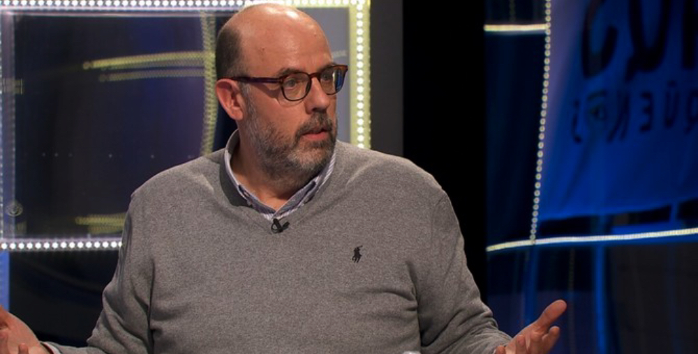 Jordi Basté al 'Faqs' - TV3