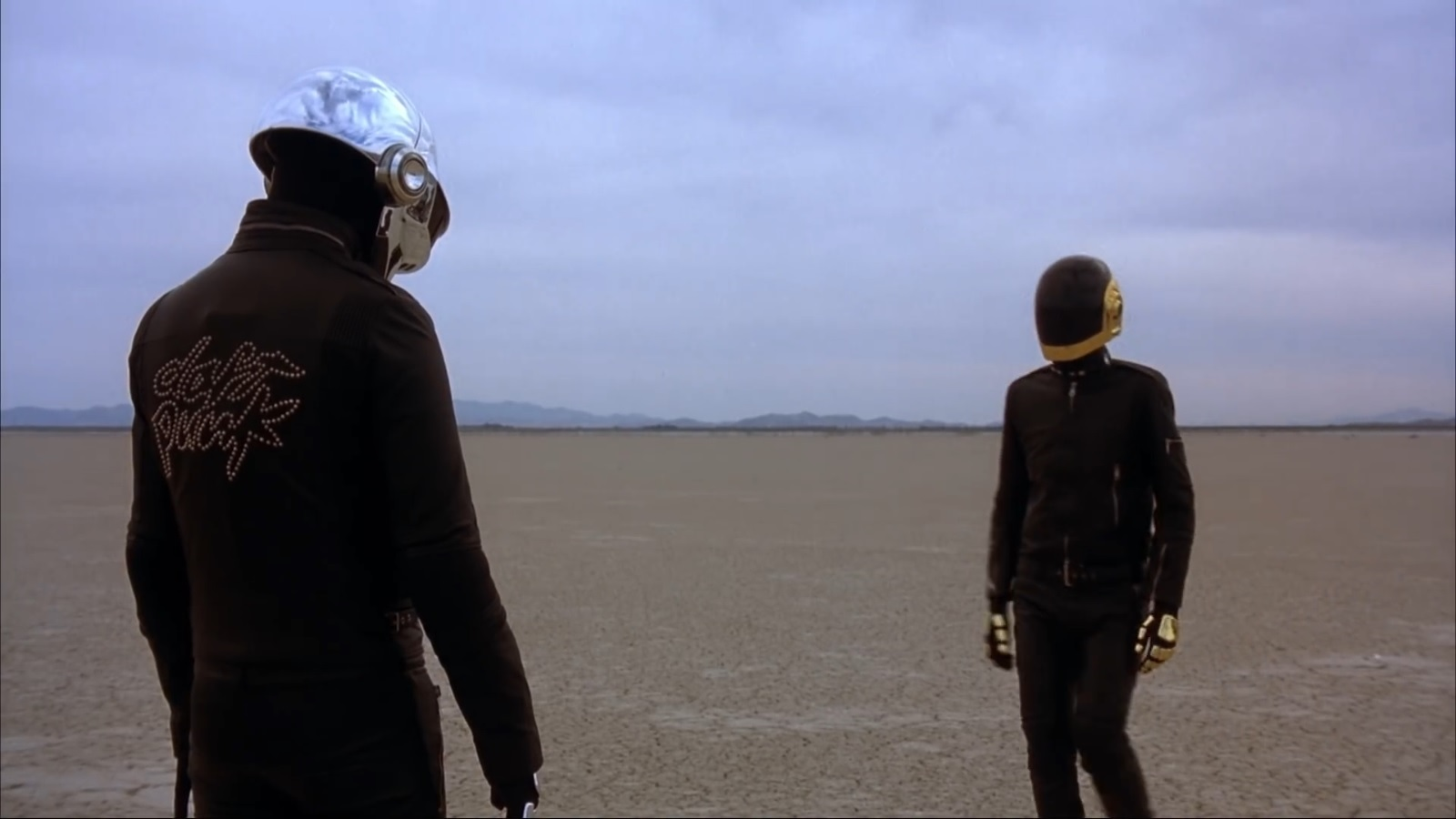 Fragment de 'Epilogue' de Daft Punk