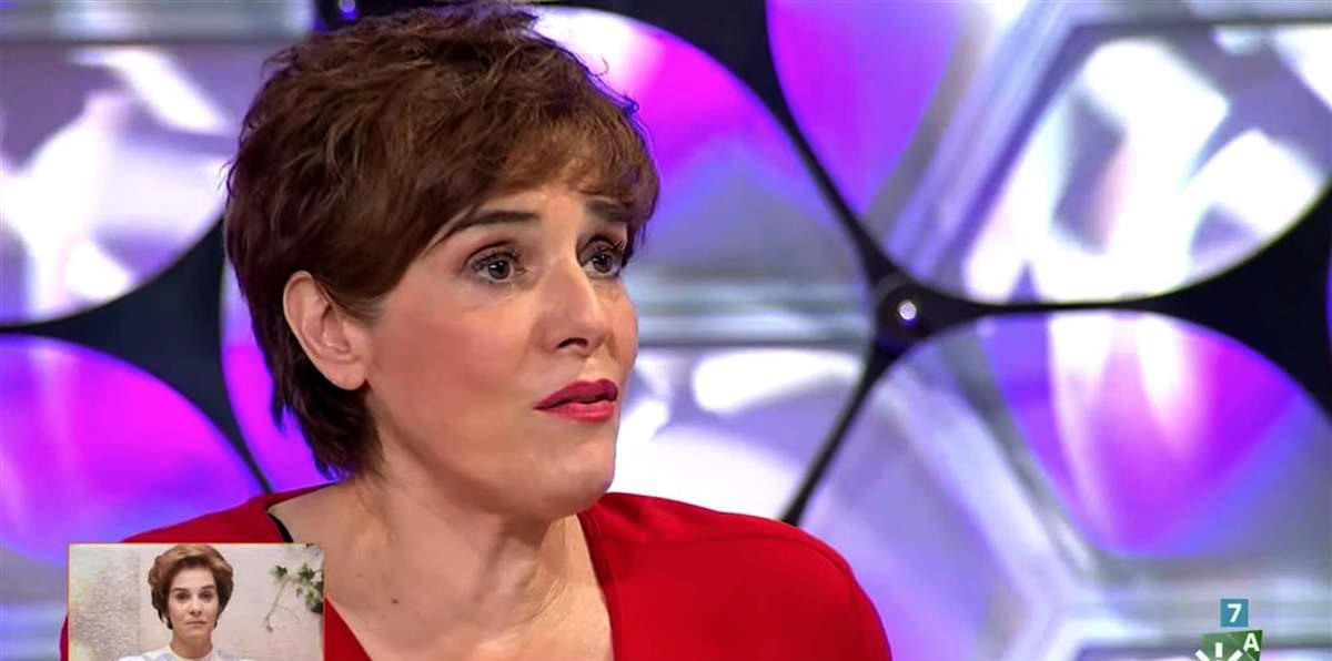 Anabel Alonso, entrevistada a Canal Sur
