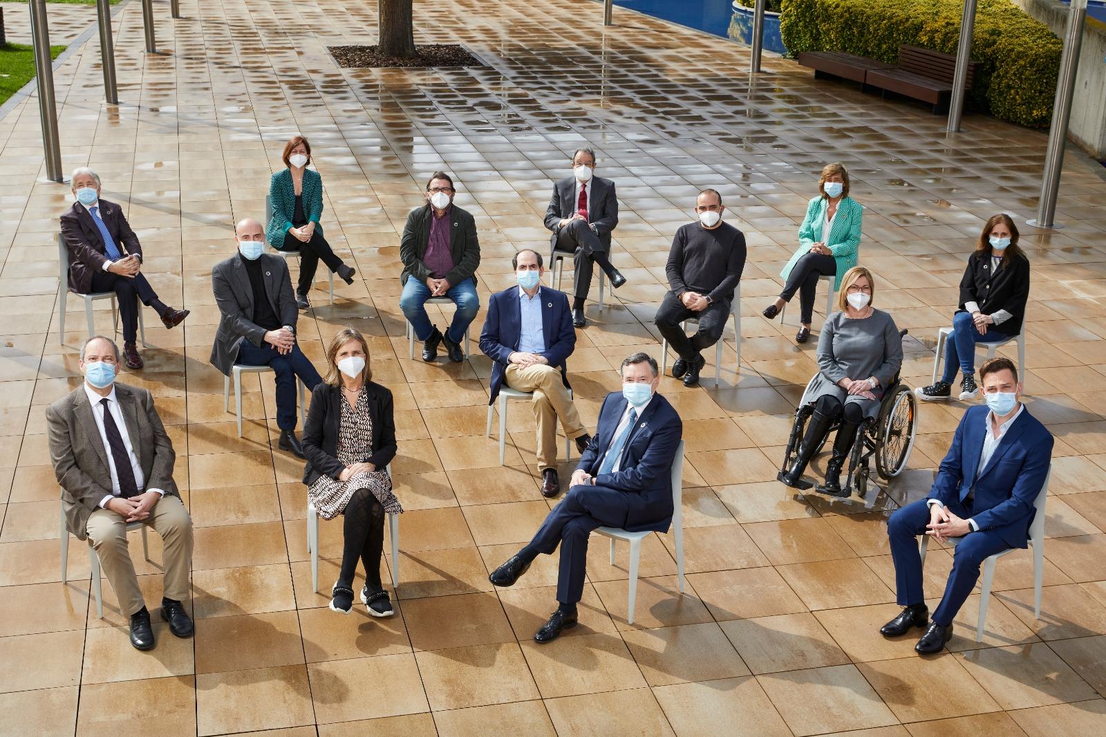 El Consell Assessor d'Agbar ha ajudar a definir els reptes de futur de la companyia / Agbar