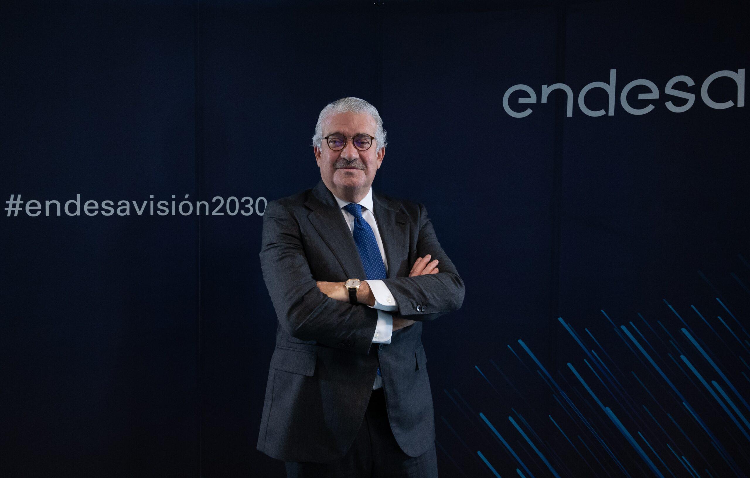 El conseller d'Endesa, José Bogas | Europa Press