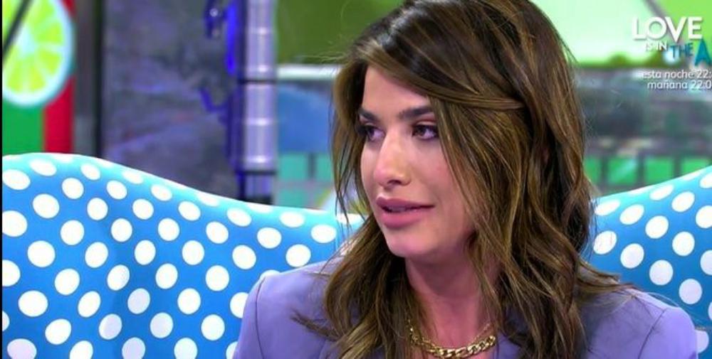 Ares Teixidó entrevistada a 'Sálvame' - Telecinco
