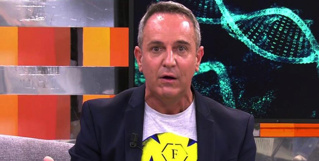 Víctor Sandoval se sincera a 'Sálvame' - Telecinco