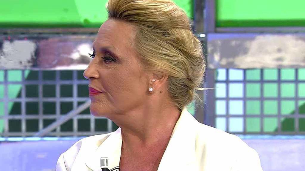Lydia Lozano explica com es troba - Telecinco