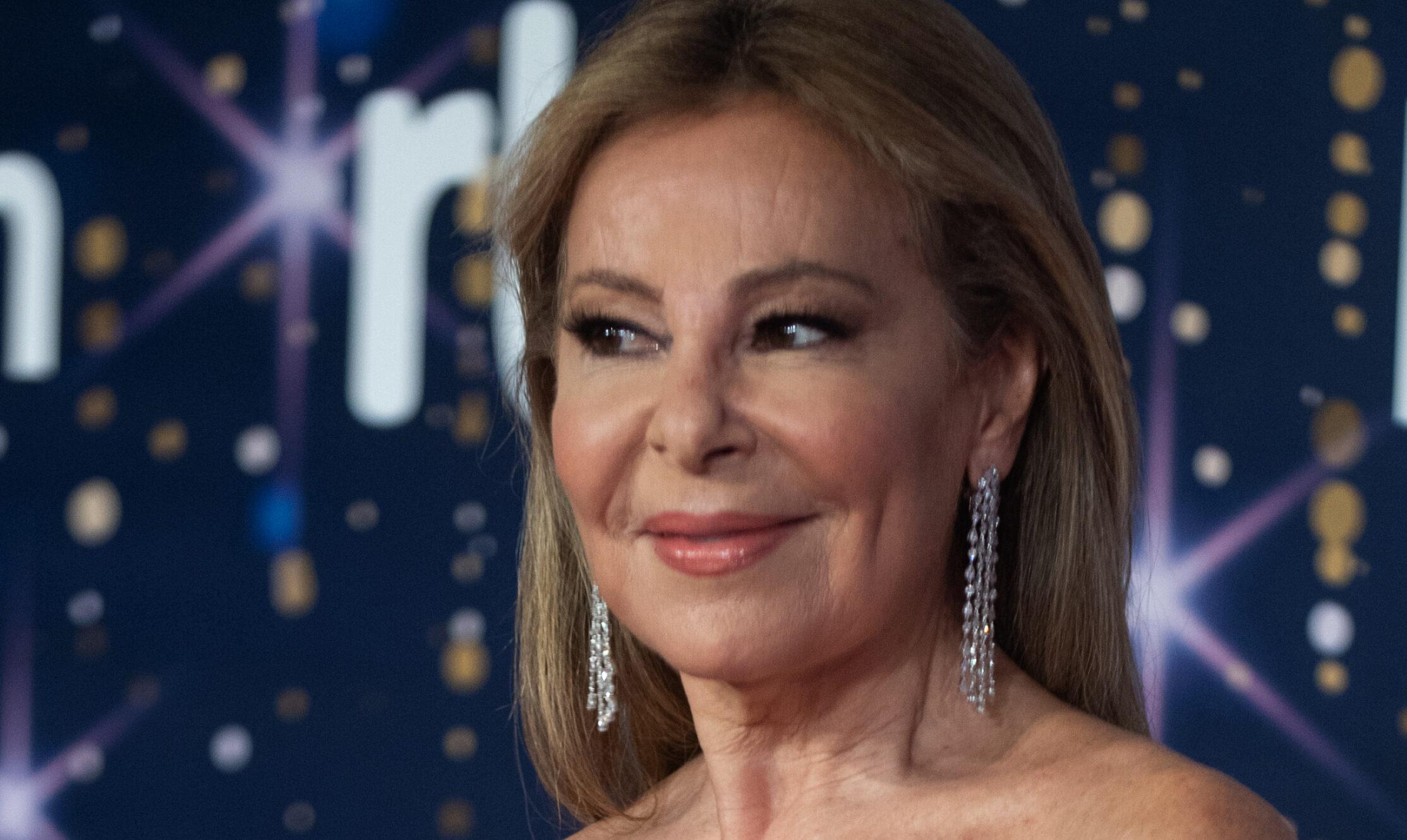 Ana Obregón, a la presentació de l'especial de Nadal de TVE - Europa Press