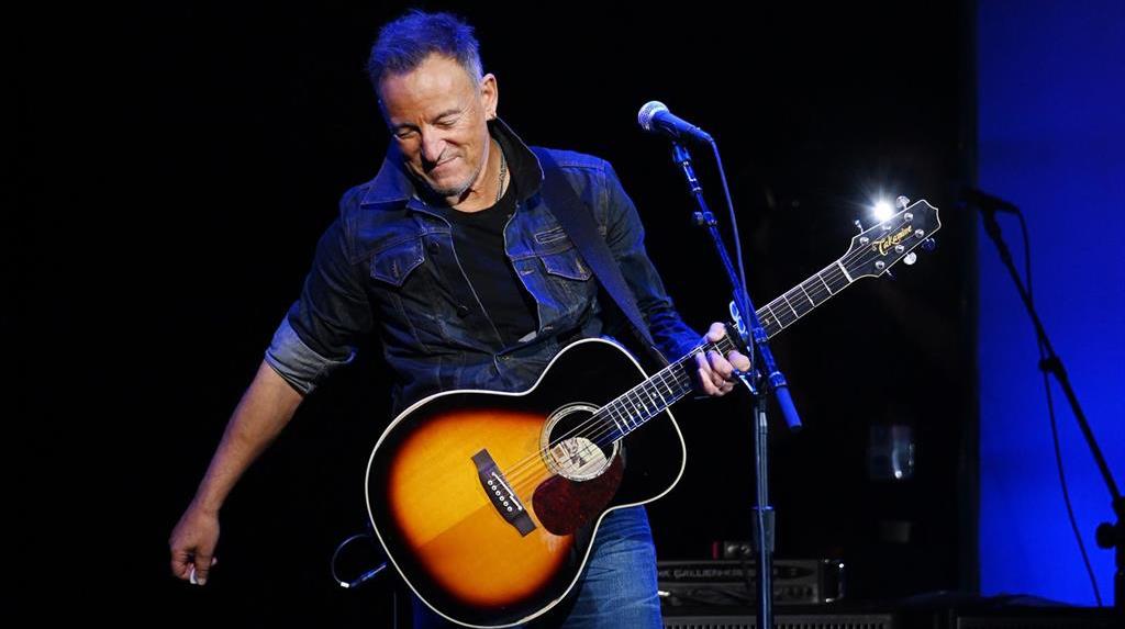 Bruce Springsteen, en un concert - Europa Press