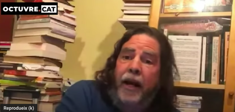El professor de Berkeley Ramon Grosfoguel