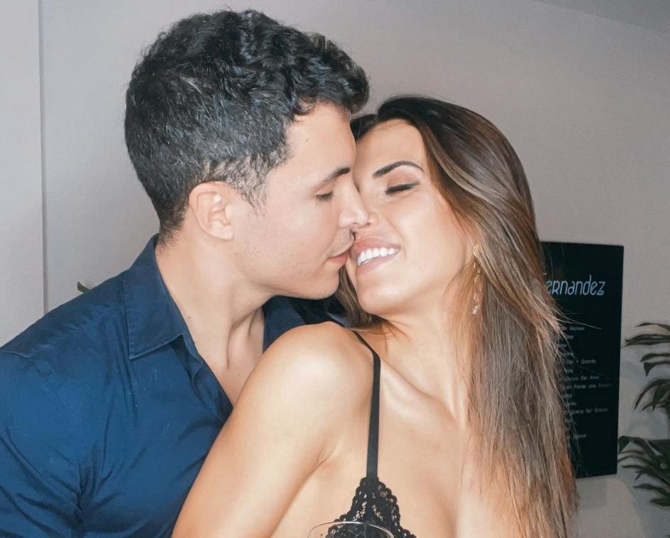 Kiko Jiménez i Sofía Suescun   Instagram @sofia_suescun