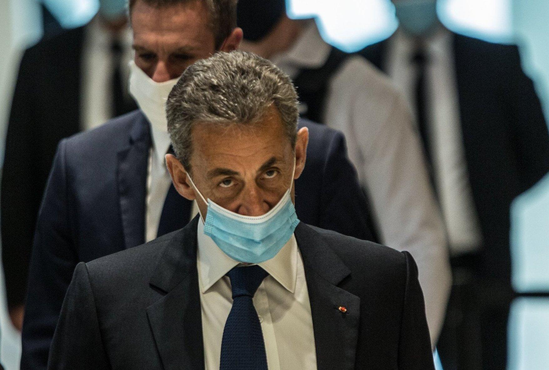 Nicolas Sarkozy | Europa Press