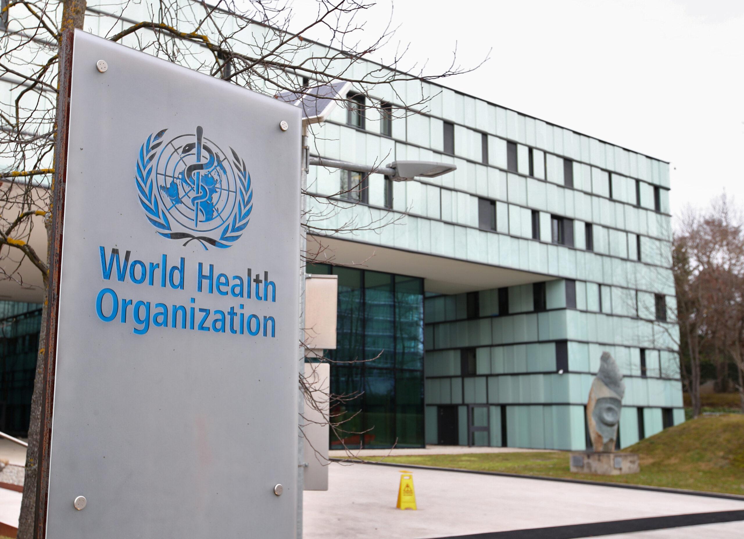 Seu de l'Organització Mundial de la Salut (OMS) a Ginebra, Suïssa | ACN