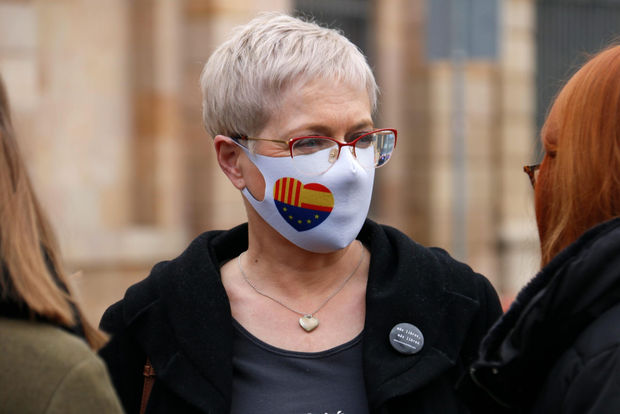 Anna Grau, diputada de Cs al Parlament / ACN
