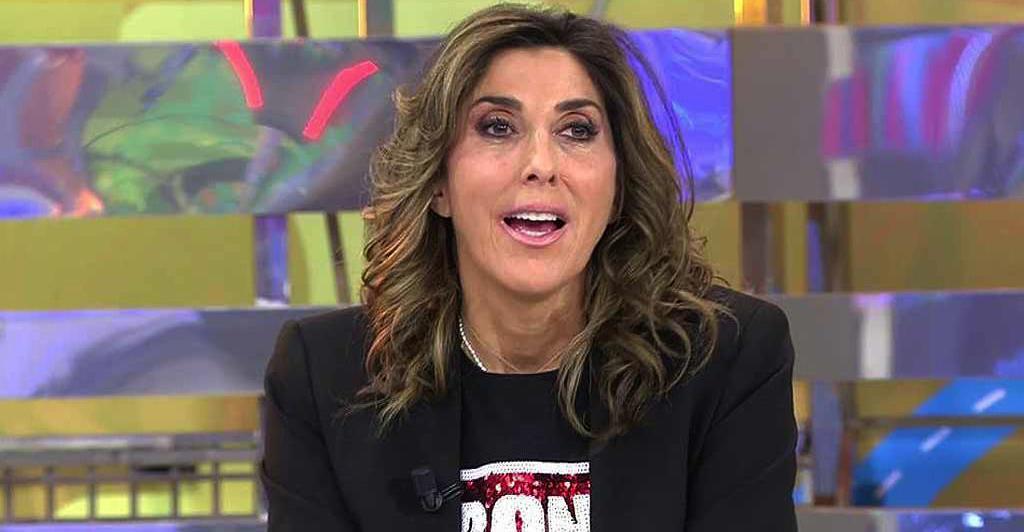 Paz Padilla demana que vacunin els col·laboradors de 'Sálvame' - Telecinco