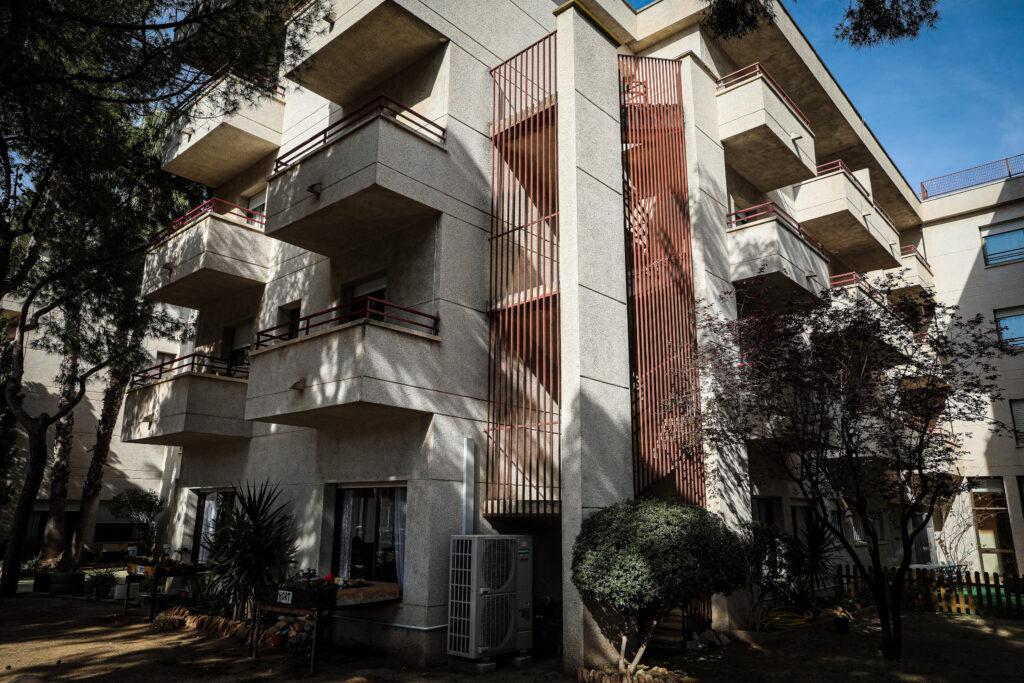 La residència La Muntanyeta de El Vendrell és pública i propietat de l'ajuntament / Jordi Borràs