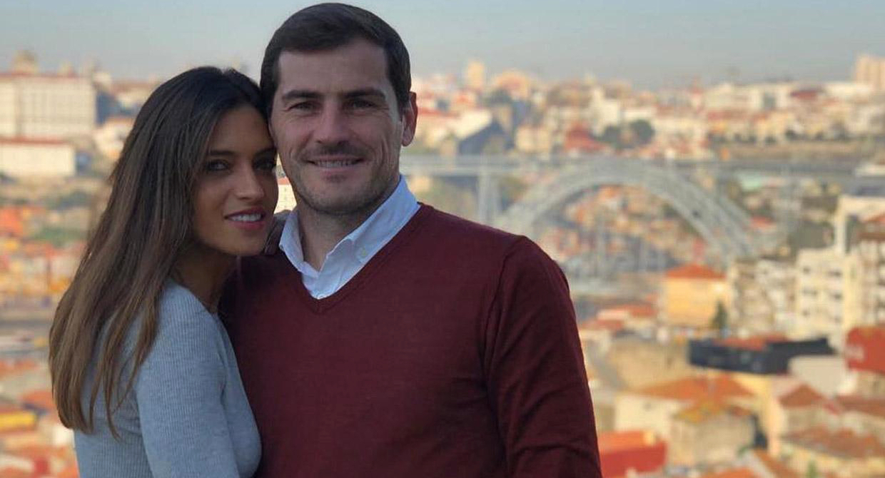 Sara Carbonero i Iker Casillas - Instagram