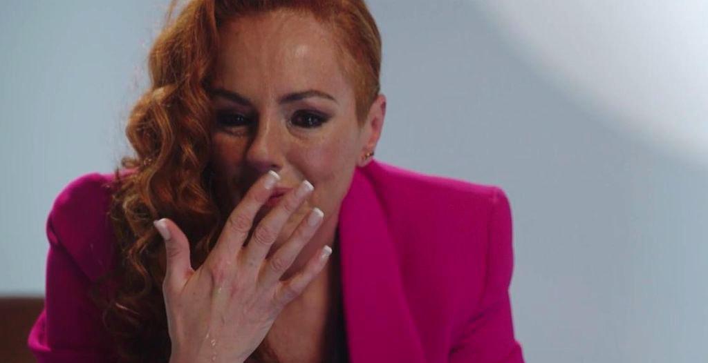 Rocío Carrasco plora en el documental - Telecinco