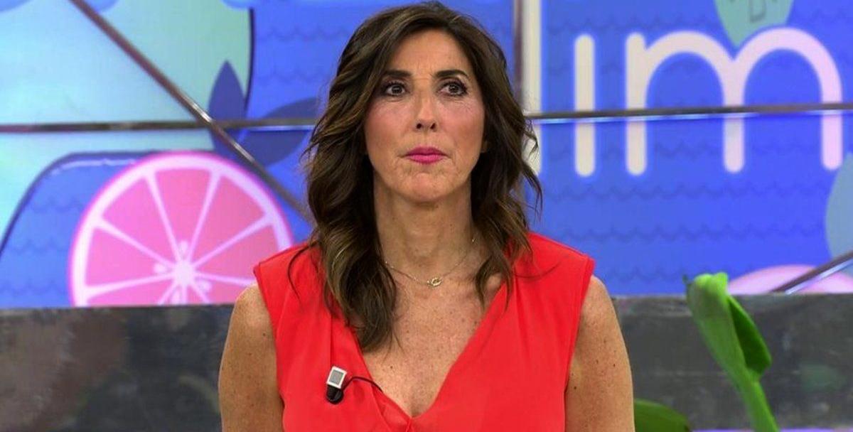 Paz Padilla presenta 'Sálvame' - Telecinco