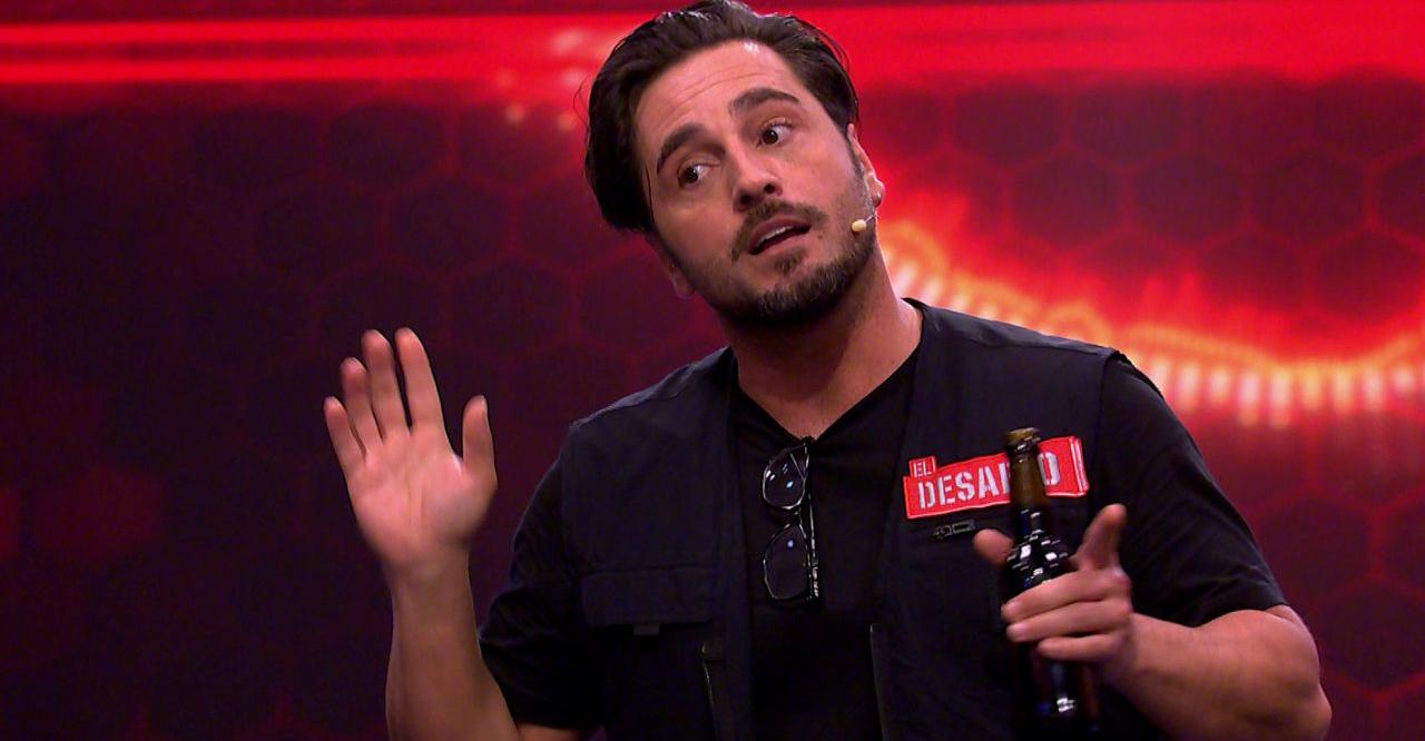 David Bustamante a 'El Desafío' - Antena 3