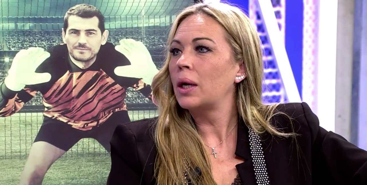 Ruth Sanz, exparella d'Iker Casillas, al 'Deluxe' - Telecinco