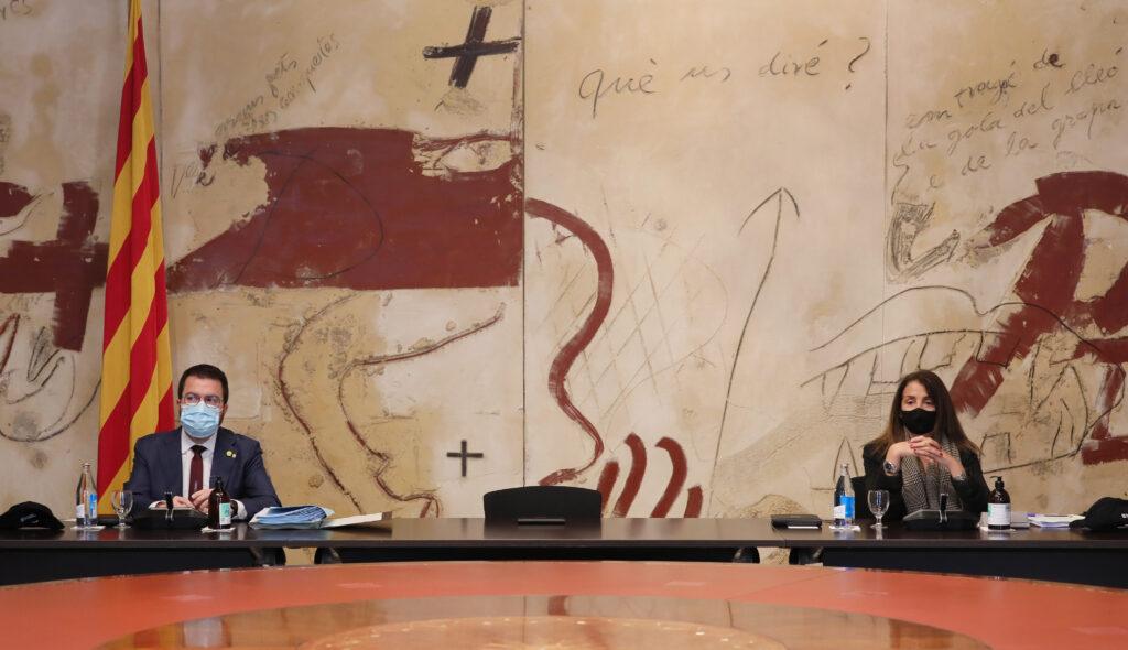 El nou govern es coordinarà amb diferents grups per evitar discrepàncies públiques