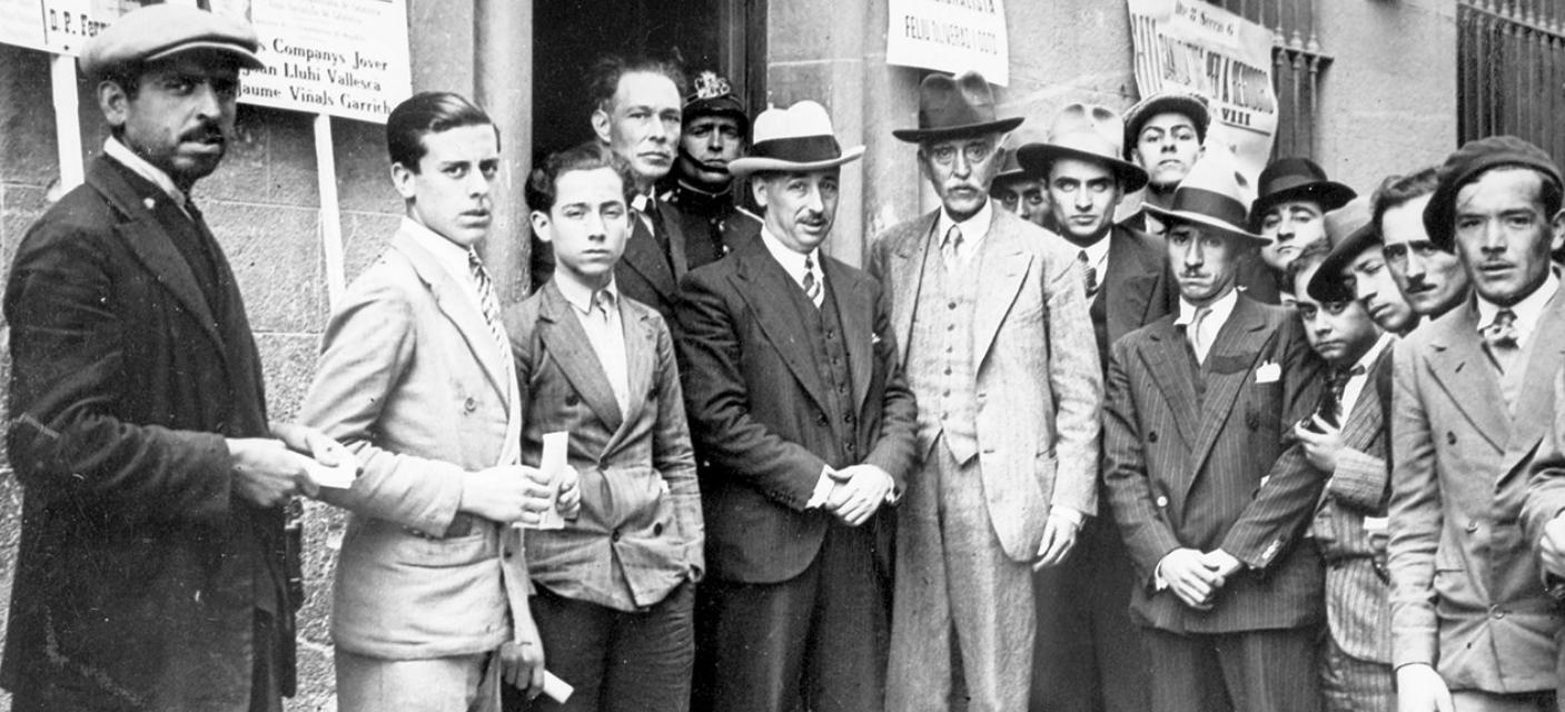 90 anys després de la seva fundació, ERC és a les portes de tornar a liderar la Generalitat