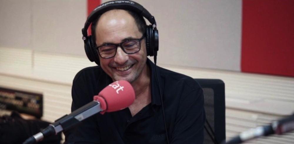 Jordi Sánchez a Catalunya Ràdio