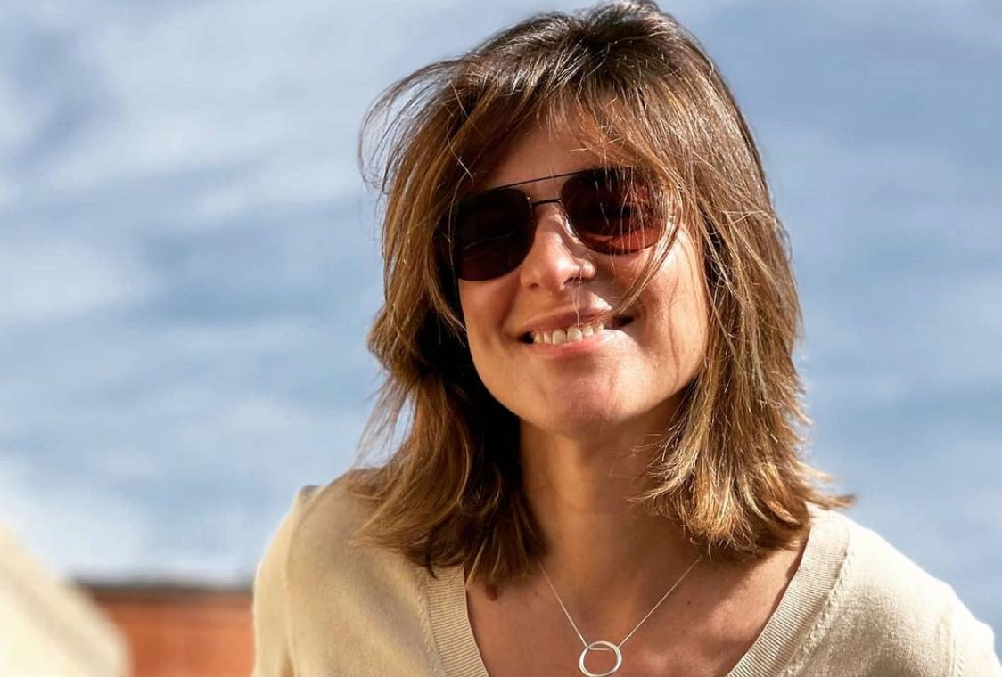La presentadora Sandra Barneda | Instagram @sandrabarneda