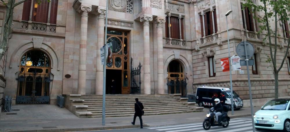 L'Audiència de Barcelona / ACN