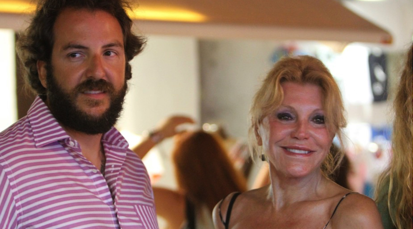 Borja i Carmen Thyssen - Europa Press