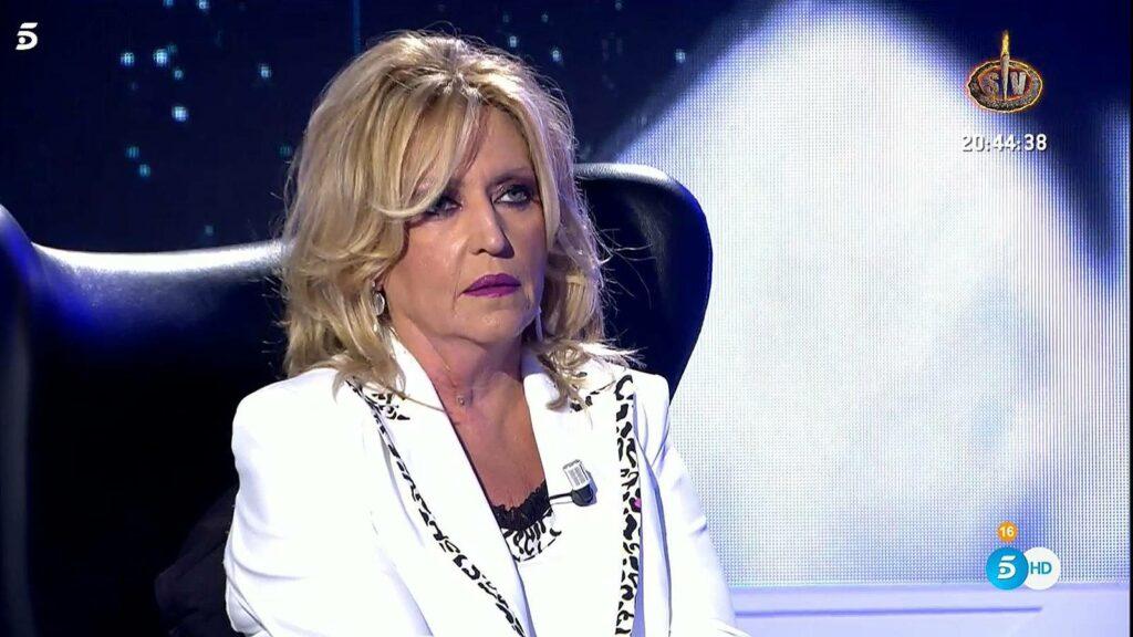 Lydia Lozano, molt criticada per la seva actitud - Telecinco